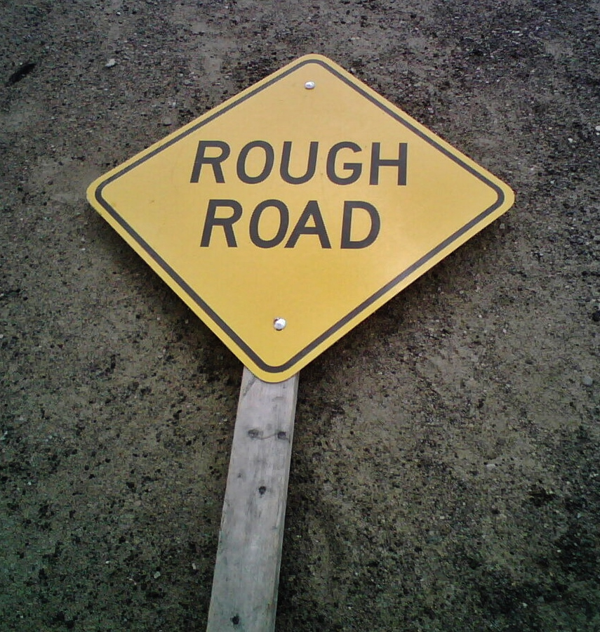 Traveling Rough Roads