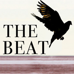 """The Beat:  Mike Finley """"Beating Heart On Sidewalk"""""""