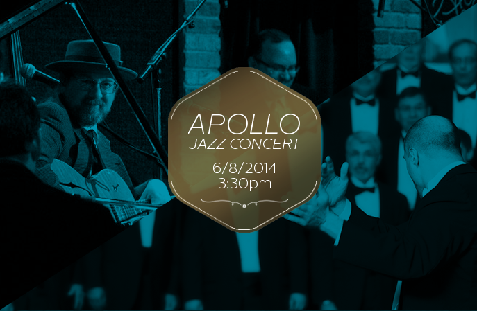 The George Maurer Trio and the Apollo Men's Chorus Bridge the Gap between Choral Music and Jazz