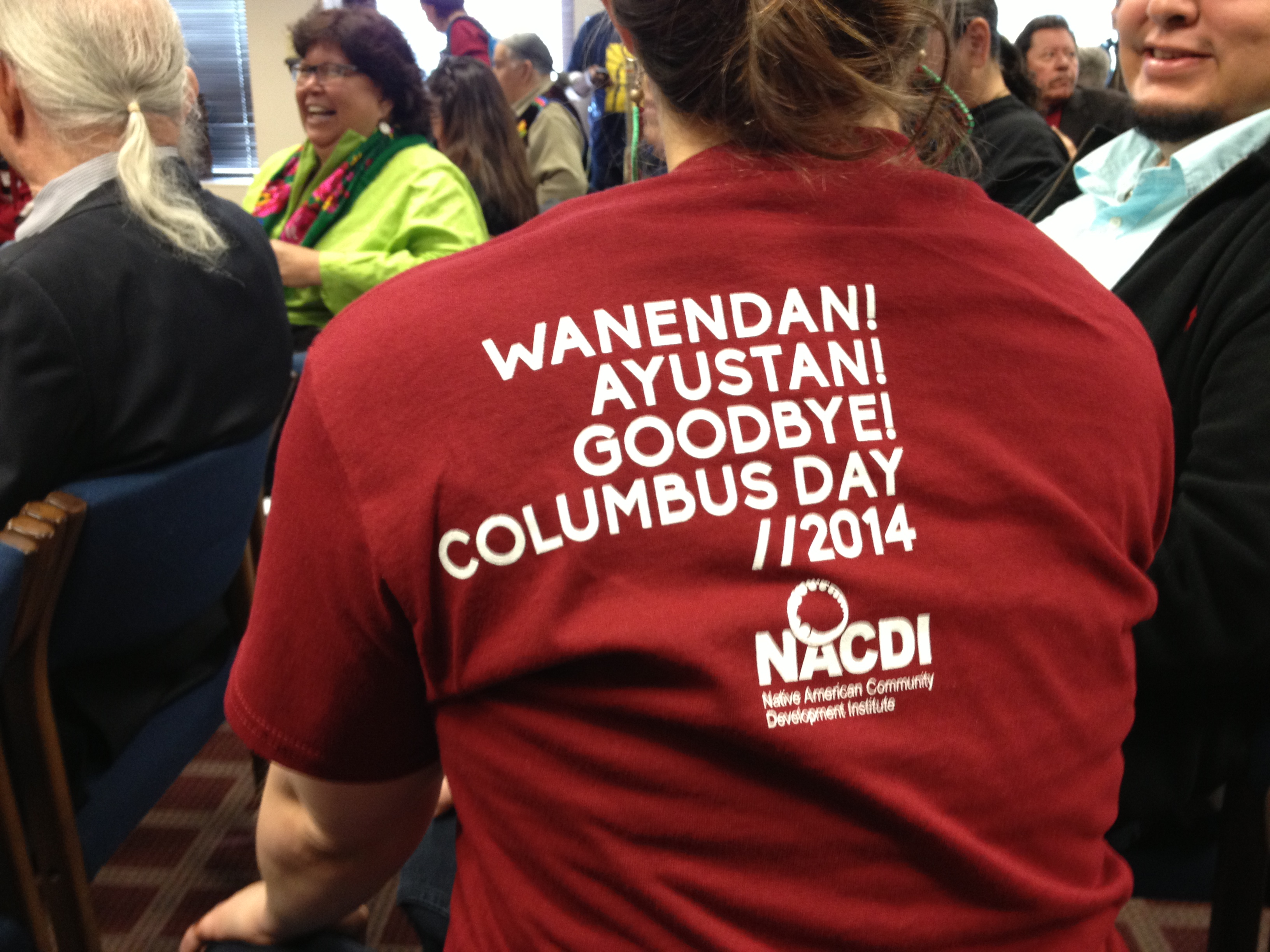 Minnesota Native News Special Edition: Minneapolis City Council Renames Columbus Day