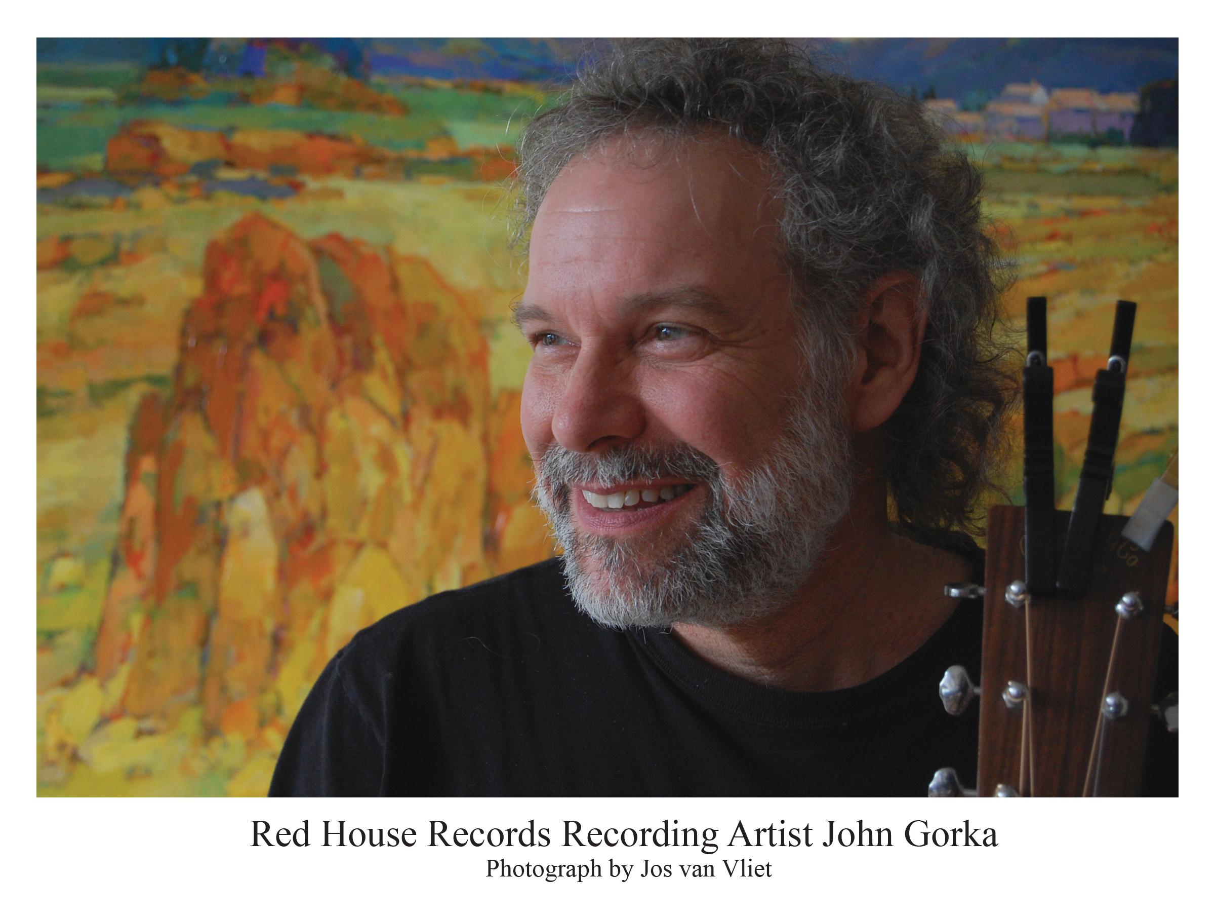 Centerstage Minnesota: John Gorka Joins Charlie Pulkrabek