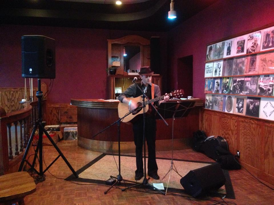 The Live Feed Presents: Marv Wilt at Midwest Music Fest 2014