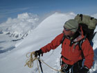 Adventurer Eric Larsen on his Last North expedition to the North Pole