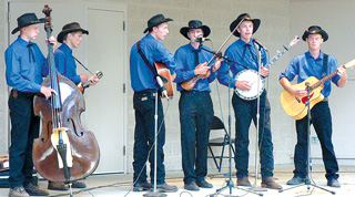 The Live Feed Presents: The Misty Mountain Boys