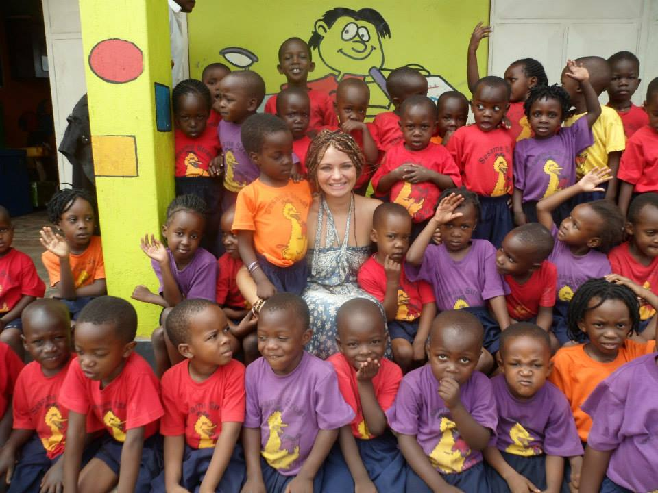 To Africa and Back: The Michaela Peterson Story, Part 1