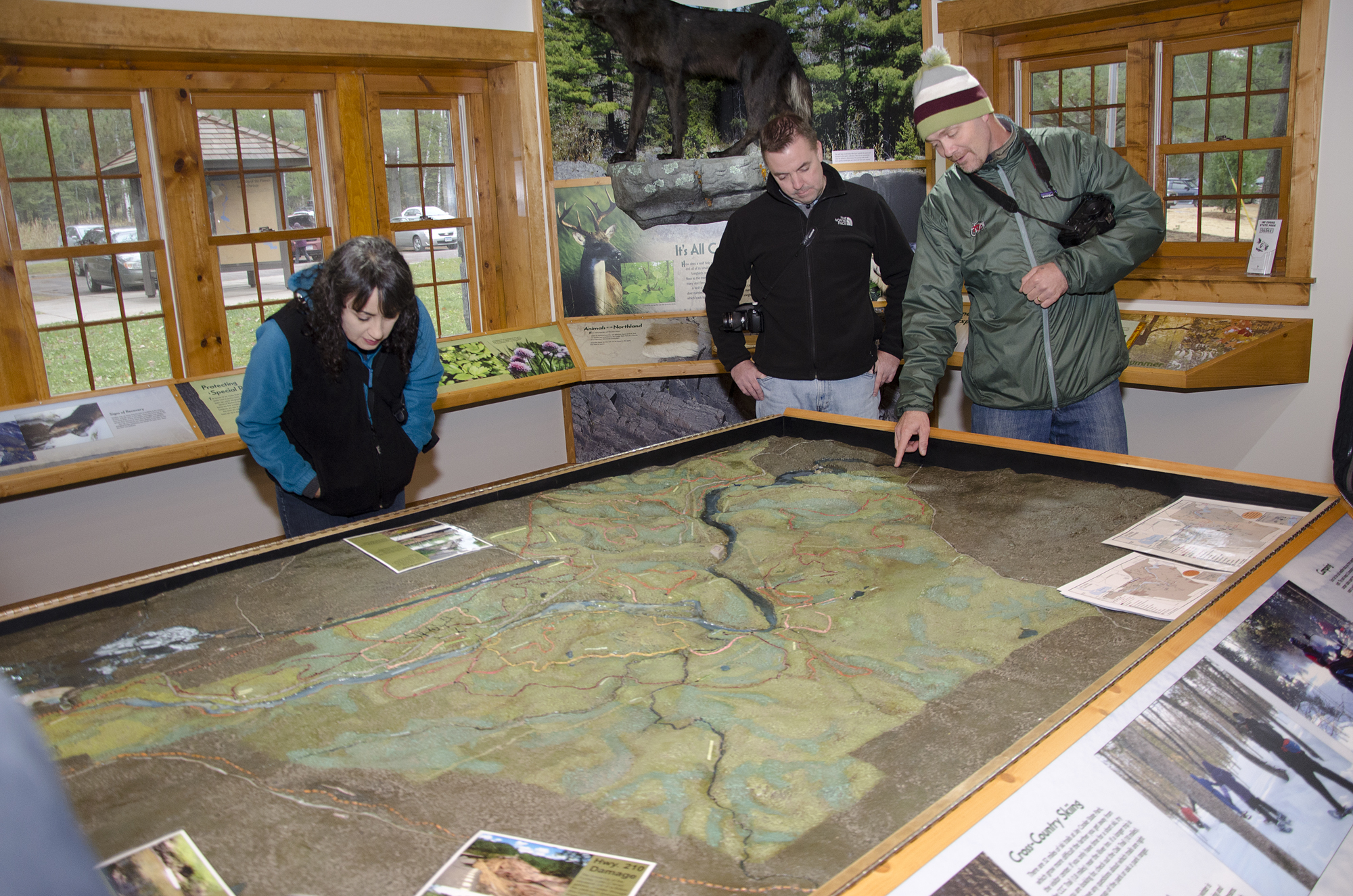 New exhibits reveal rich history and lots to do at Jay Cooke Park