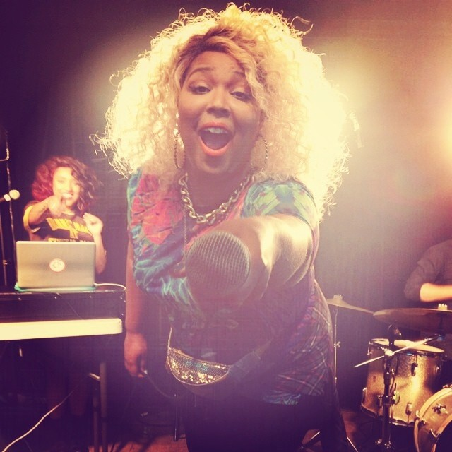 The Live Feed Presents: Lizzo at Midwest Music Fest 2014