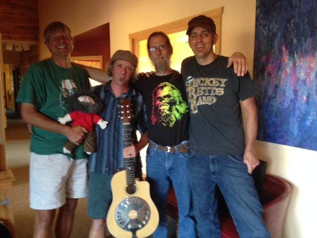 South Shore band Floydian Slip rocks The Roadhouse