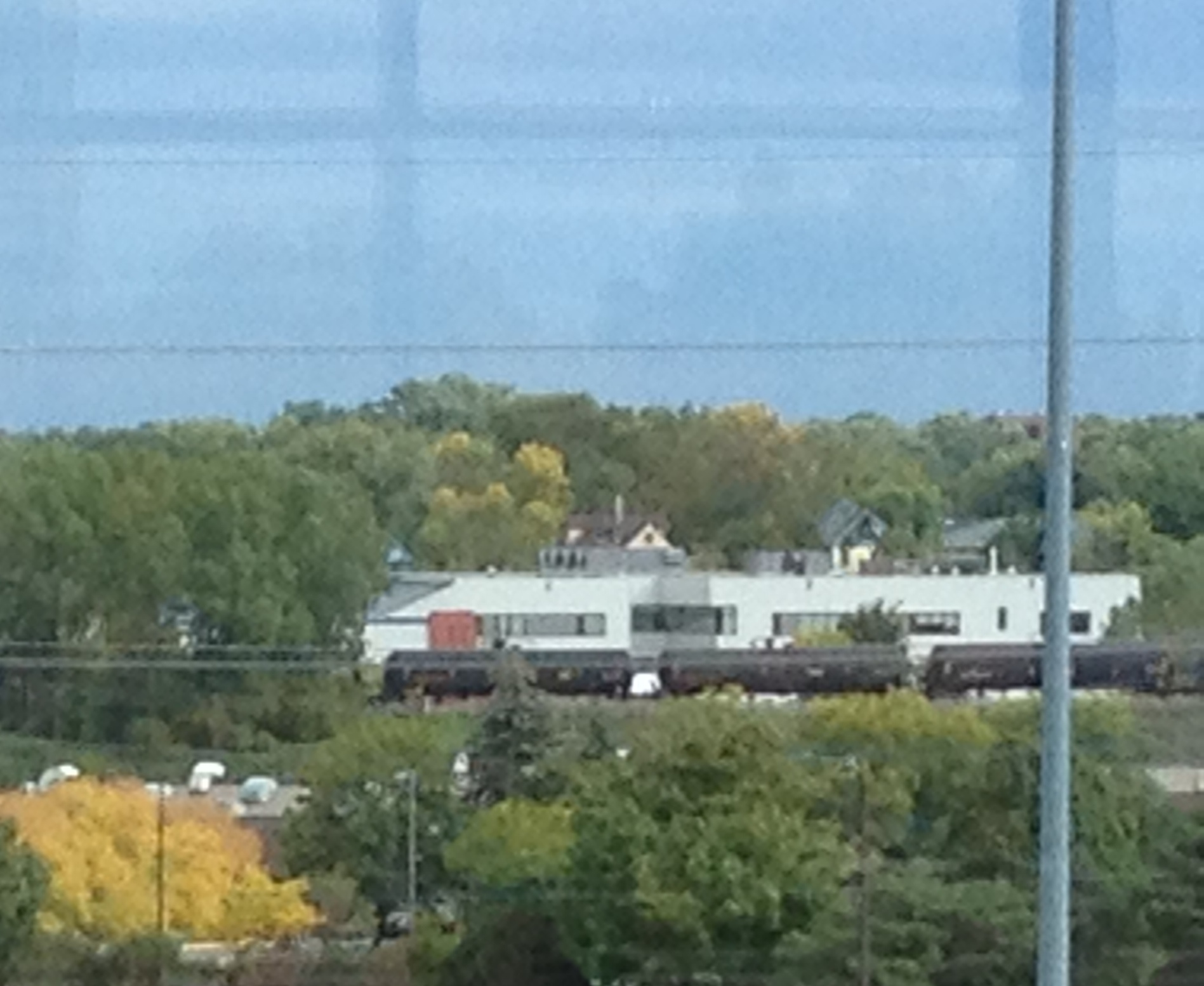 Minnesota Native News: Trains Versus Pipelines