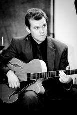 Sam Miltich & the Clearwater Hot Club bring gypsy jazz to Studio A