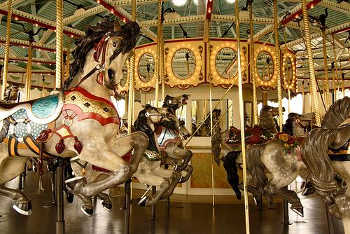 Cafesjian's Carousel at Como Park