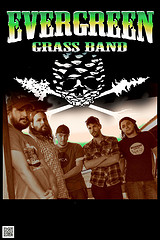 The EverGreen Grass Band rocks The Roadhouse