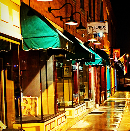 Artistic Storefronts