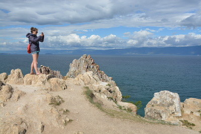 Wisconsin High School Group Visits Russia's Lake Baikal