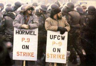 MN90: Hormel Meat Packers Strike of 1985