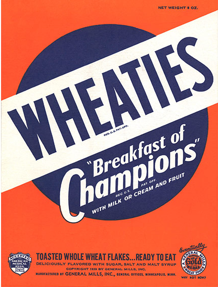 MN90: Wheaties: A Minnesota Lesson in Advertising