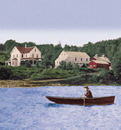 Reflections of North Shore pioneer Willard Nelson