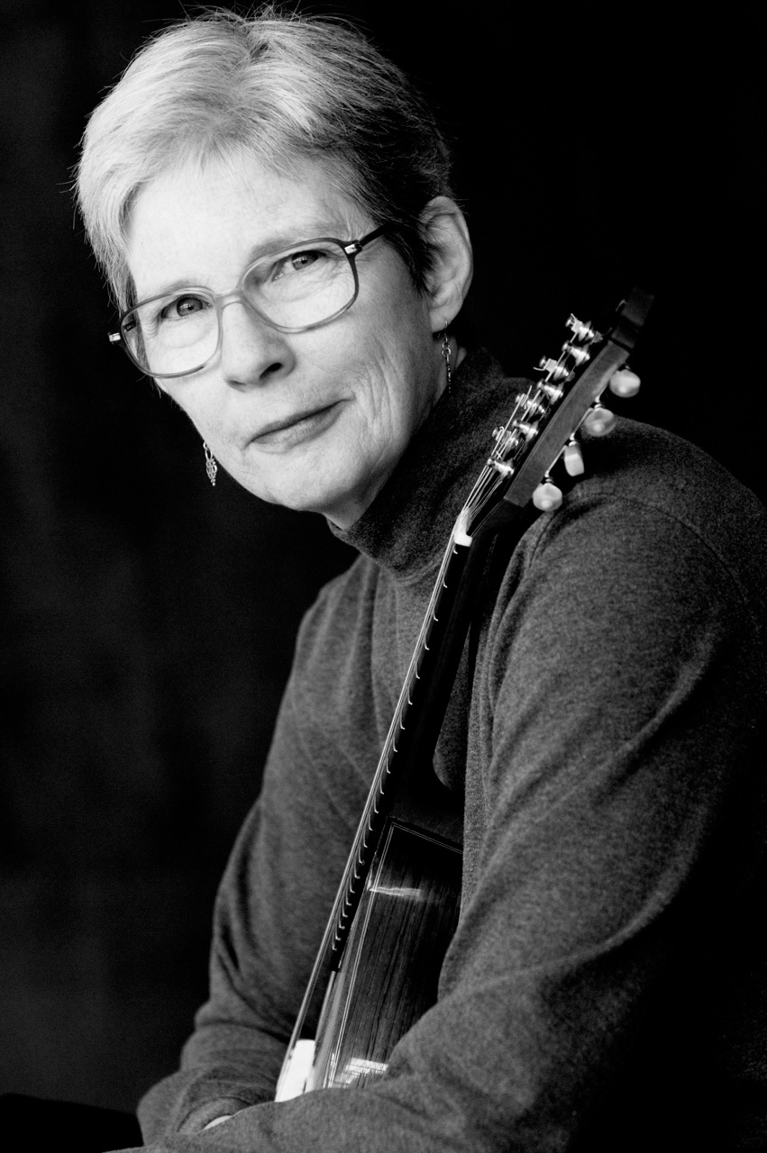 Joan Griffith and Reuben Ristrom: The Two Guitarists Perform at Hosmer Library