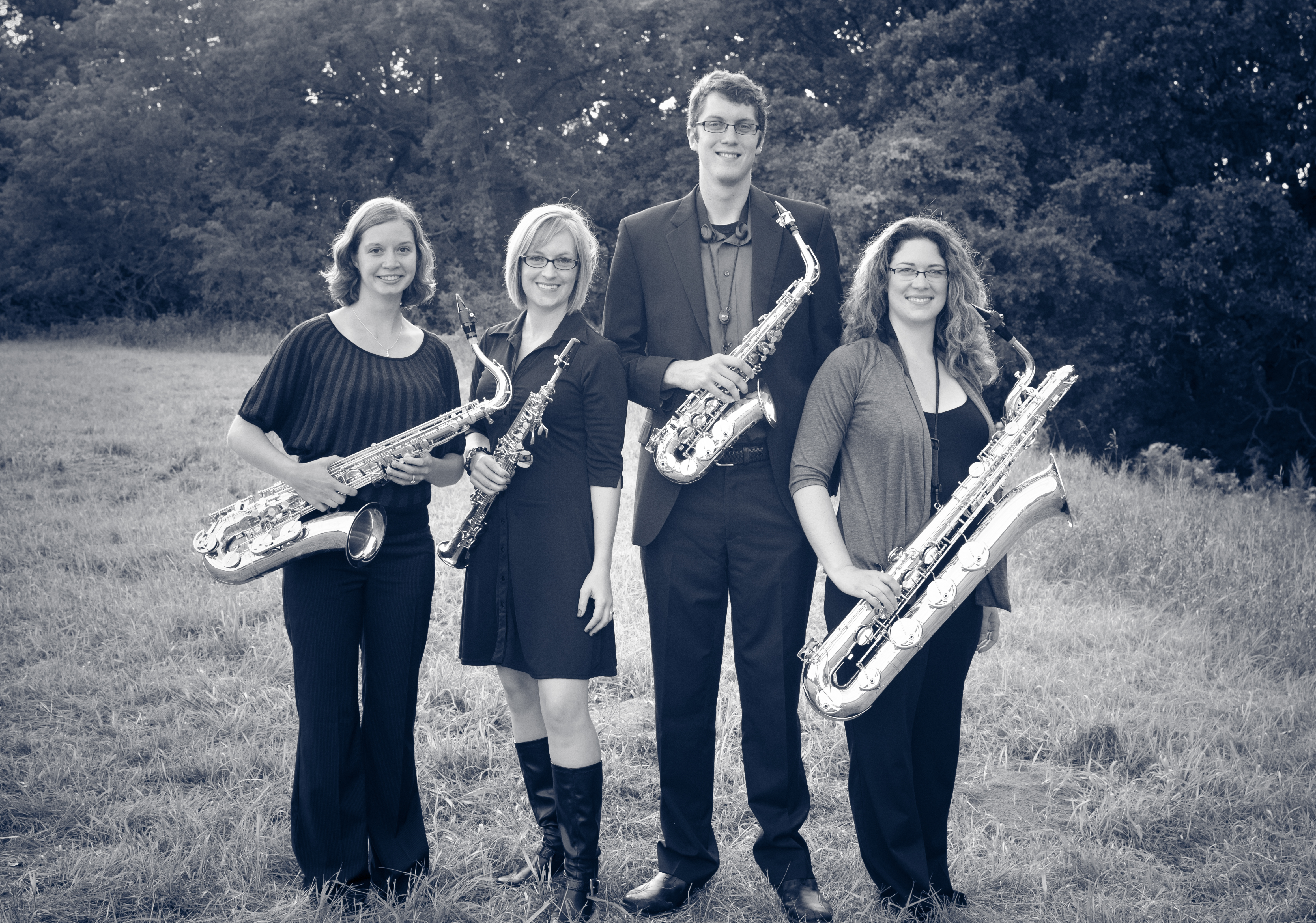 The Caprice Saxophone Quartet Features Minimalism in its Next Show