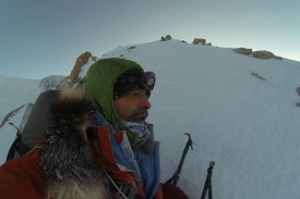 Explorer Lonnie Dupre on his successful summit of Denali in January