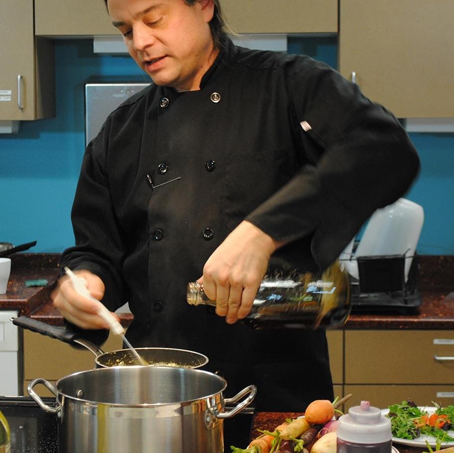 Sioux Chef Sean Sherman