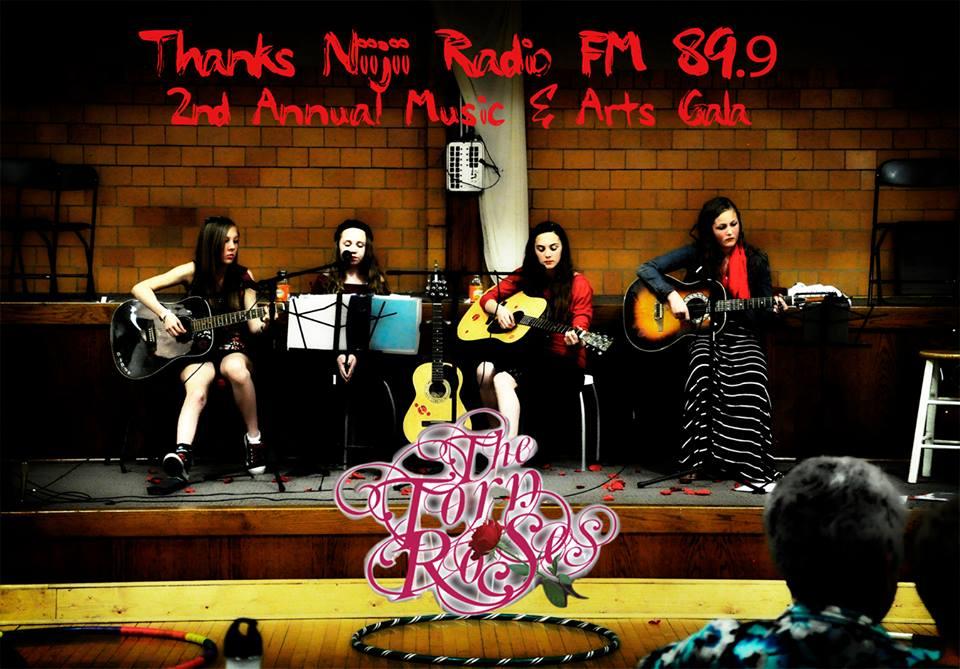 Niijii Radio's Art and Music Gala Part 2