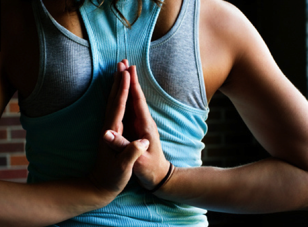 The Stress of Yoga