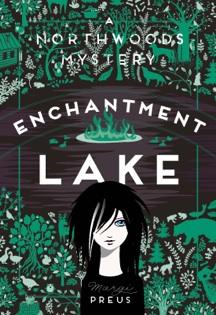 "Enchantment Lake: Margi Preus – ""It Begins in Manhattan"""