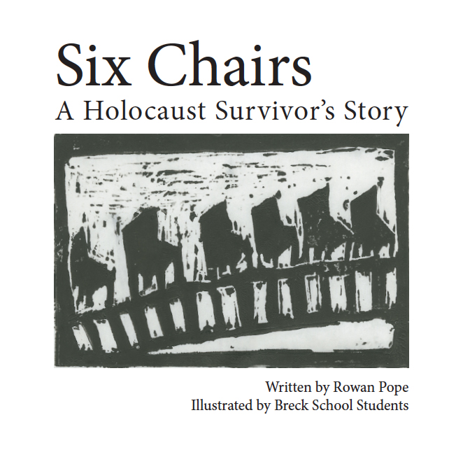 Six Chairs: Rowan Pope, Voice to Vision and the Holocaust Book Project