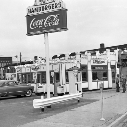 The history behind White Castle building #8