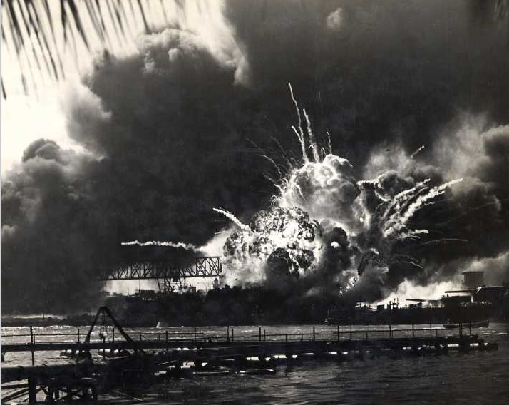 Eyewitness to the Pearl Harbor Attack