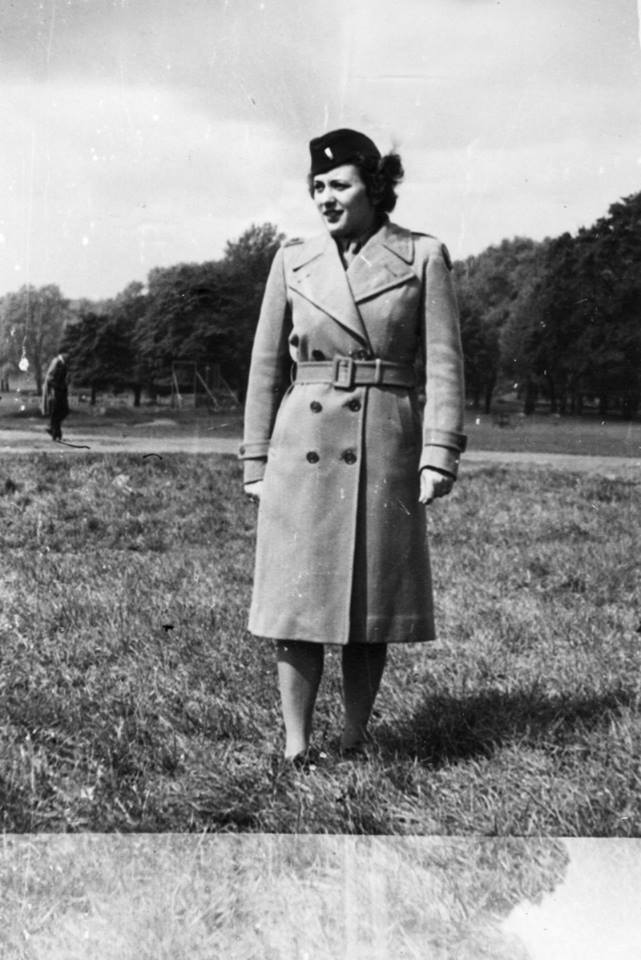The Woman Veteran