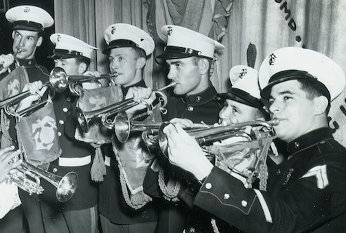 The Military Musician