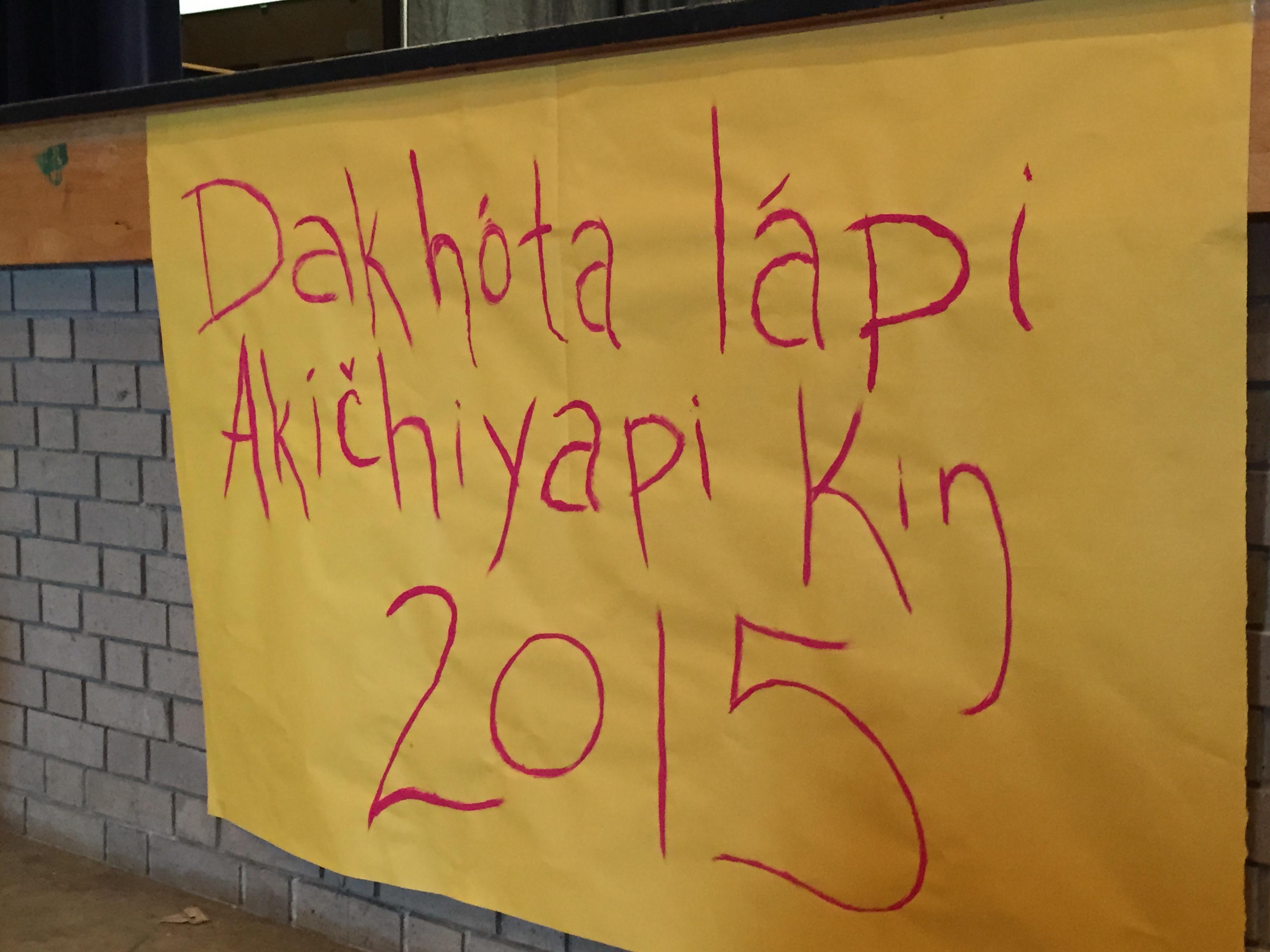 Minnesota Native News: Minnesota's First Dakota Language Bowl