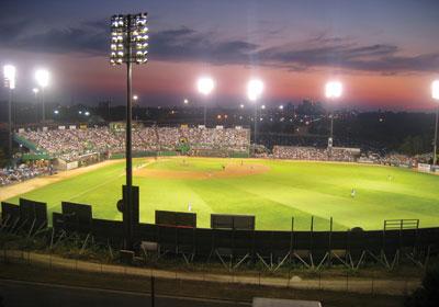 Goodbye Midway Stadium