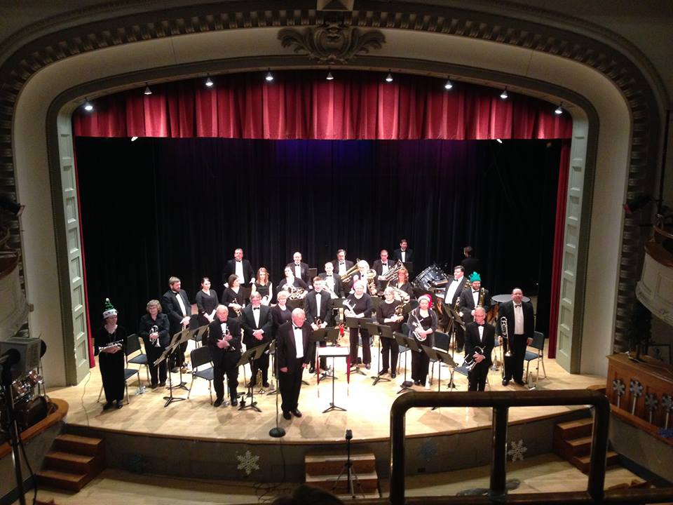 "The Live Feed Presents: ""Winona Brass Band Christmas Concert 2014"""