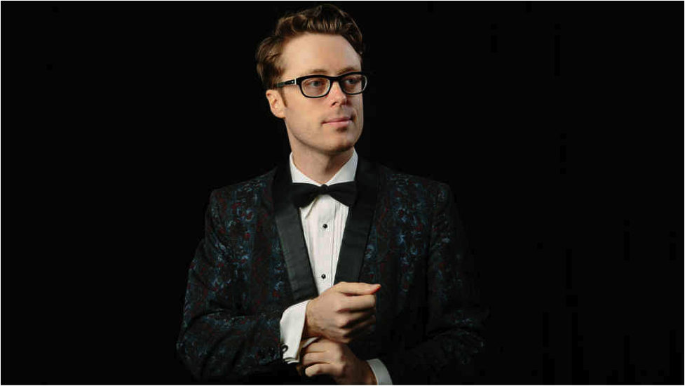 JEREMY MESSERSMITH DISCUSSES LETTERMAN, STAR WARS, AND CAPRESE SALAD WITH KVSC