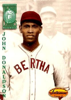 Author Peter Gorton Talks About the Greatest Baseball Player You May Have Never Heard Of, Negro League Pitcher John Donaldson, and His History in Minnesota