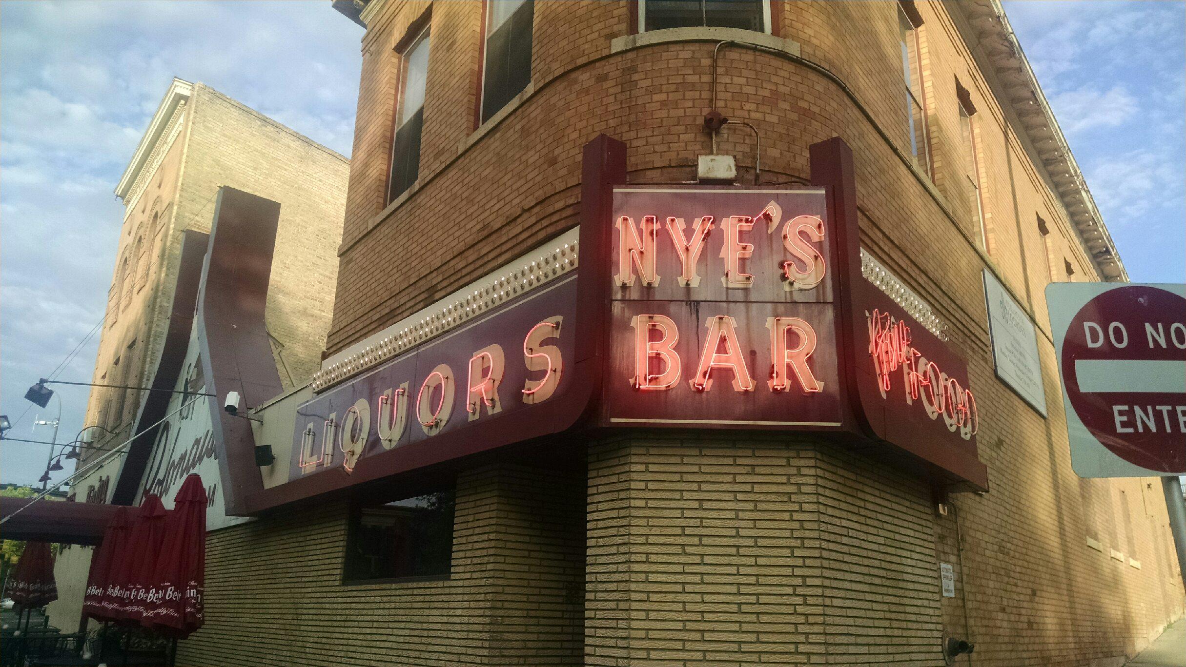Saying Goodbye To Nye's