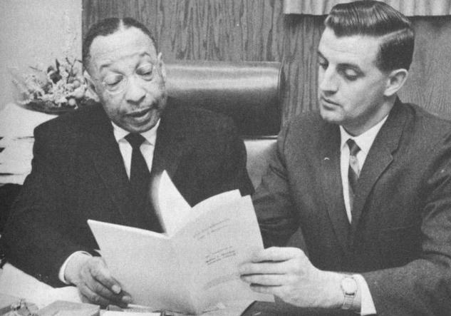 Cecil E. Newman: A Strong Black Leader