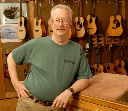 Handcrafted Guitars from Charlie Hoffman