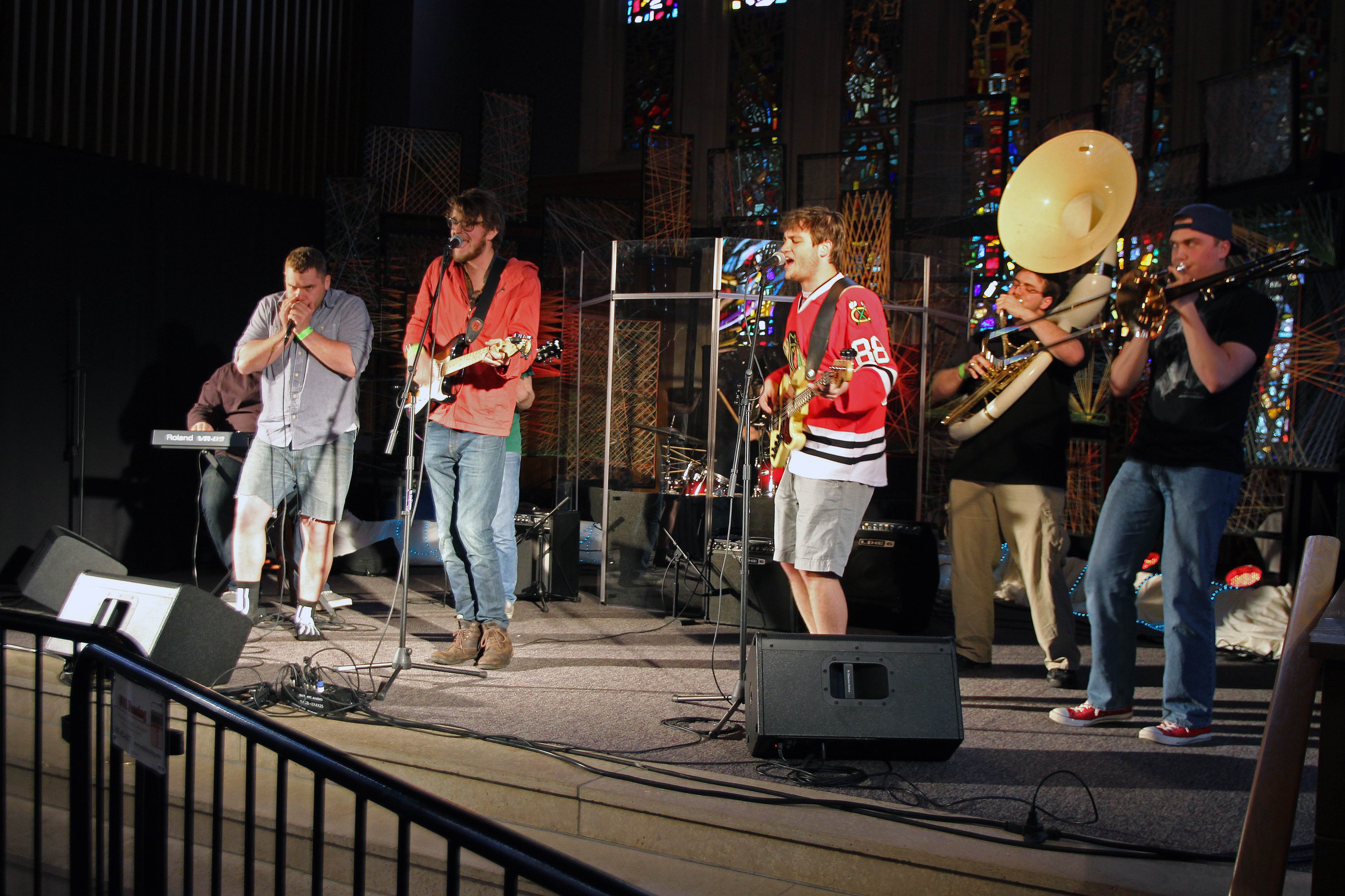 The Live Feed at MWMF 2015: The Gaslight Variety Show Winners