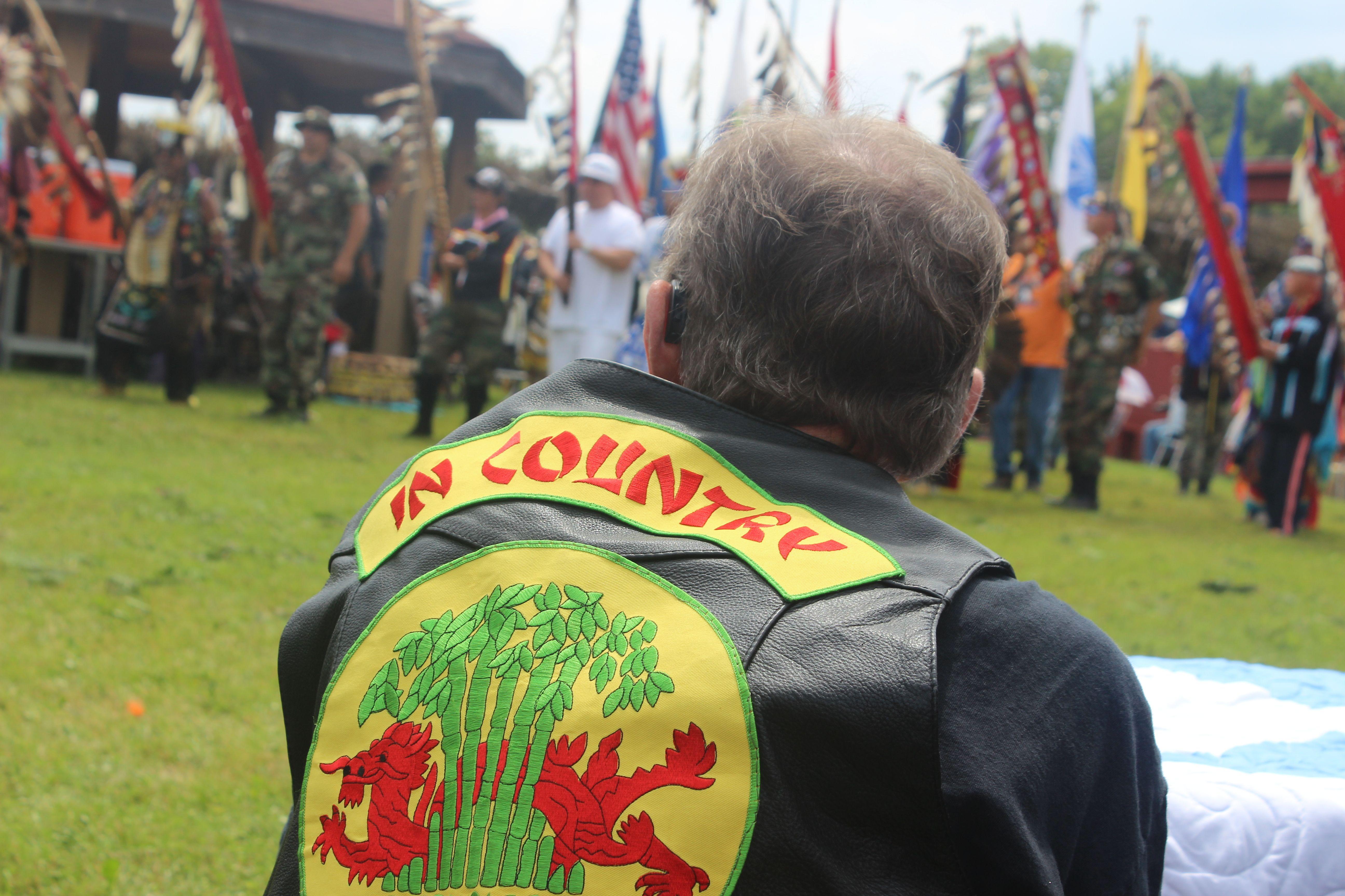 The 2015 Fond du Lac Veterans' Powwow