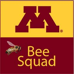 U of MN helping the honey bee get back on its own six feet
