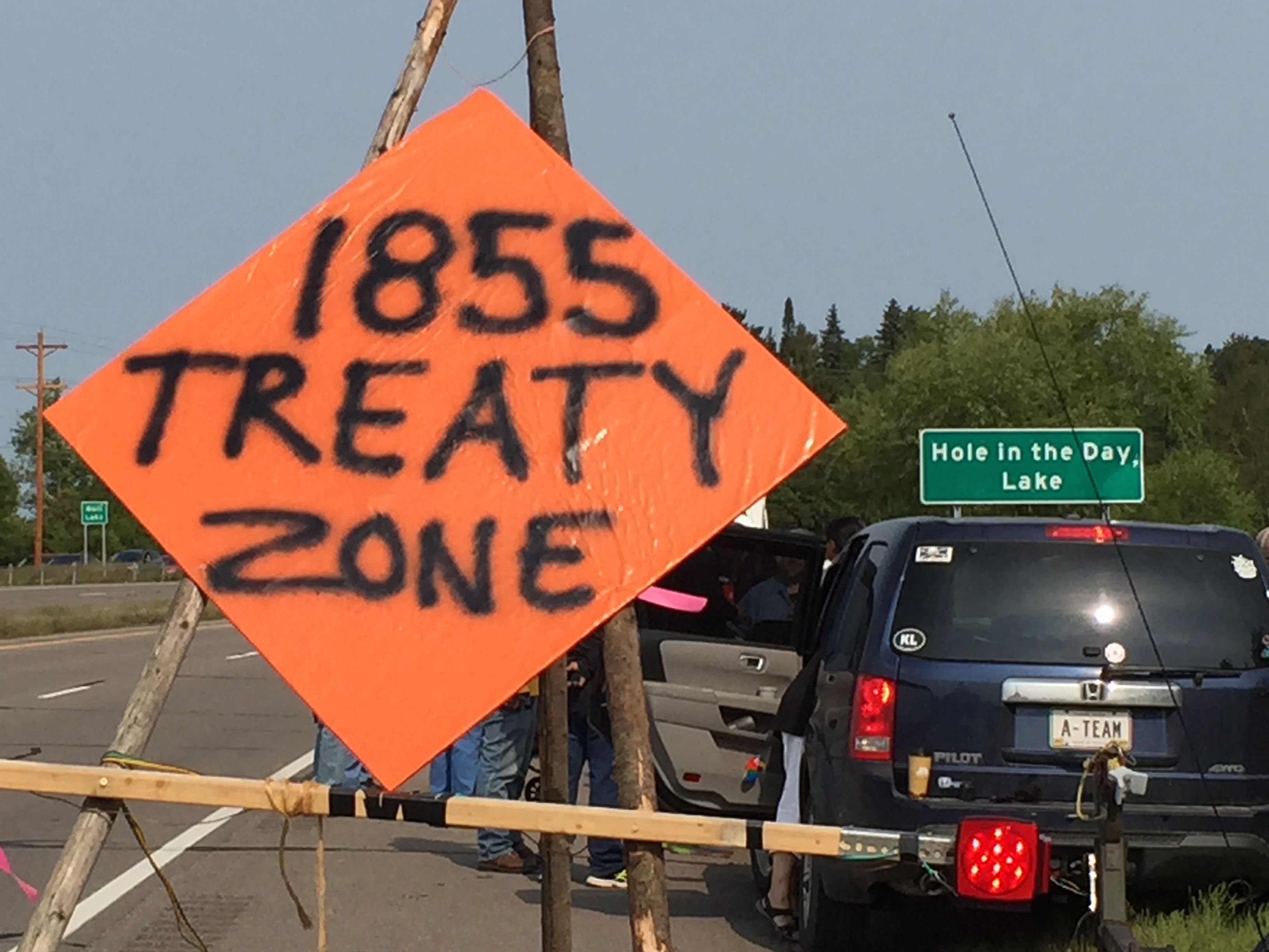 Minnesota Native News: Group Pushes for Rights on the 1855 Ceded Lands