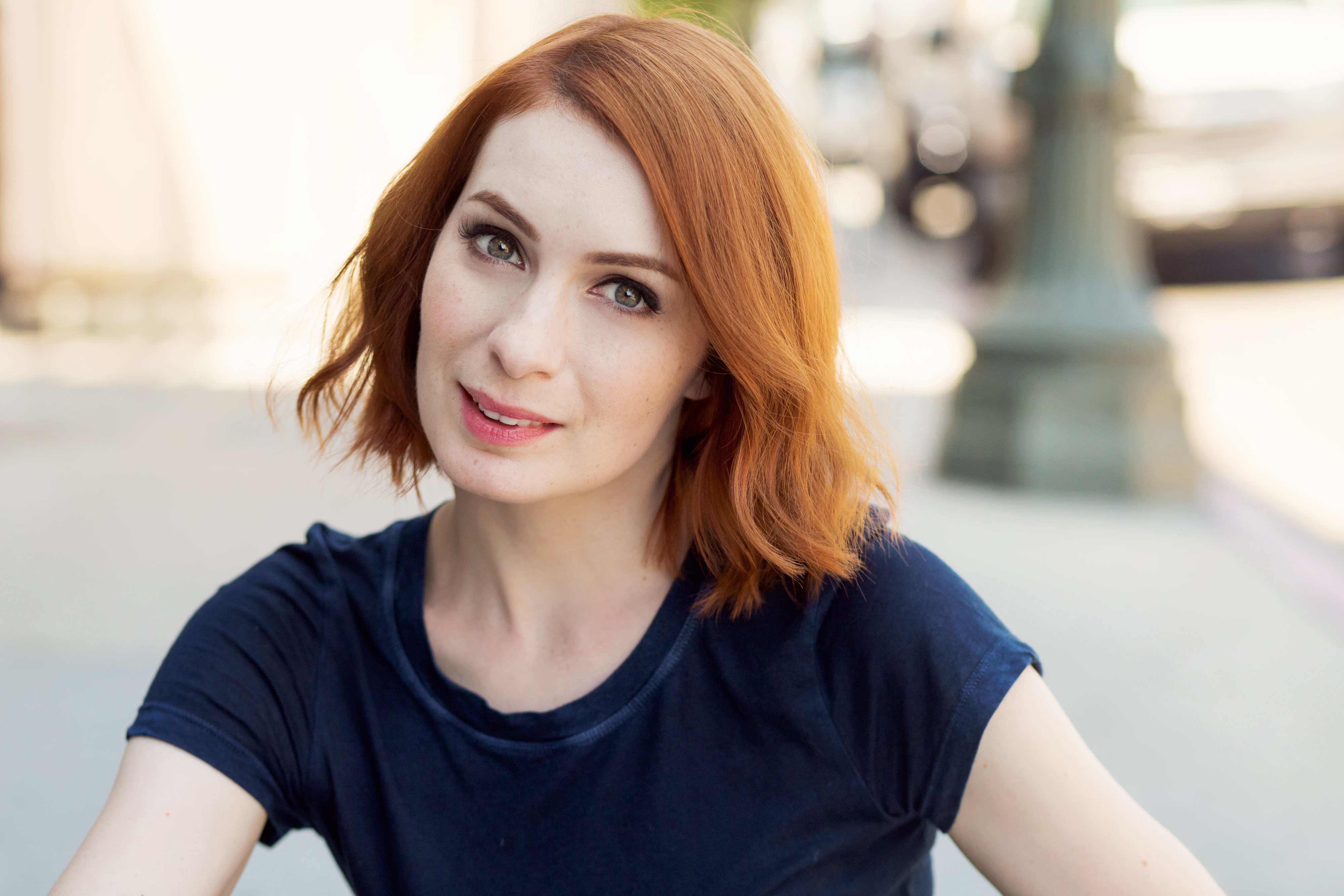 Interview with Felicia Day