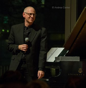 Pianist Jeremy Walker Plays at Vieux Carré in St Paul this Friday Night