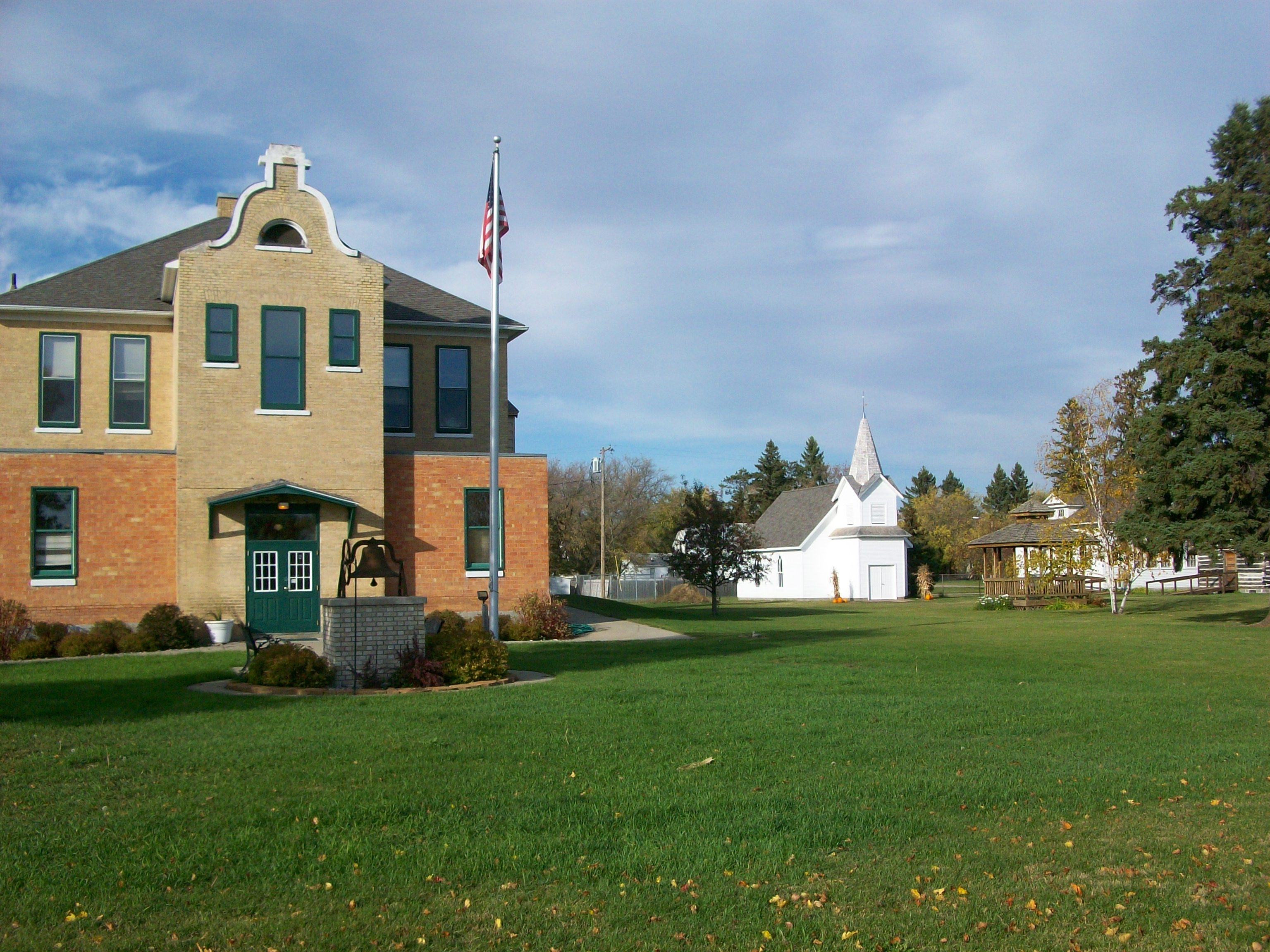 Clearwater County Historical Society's Unique Schoolhouses