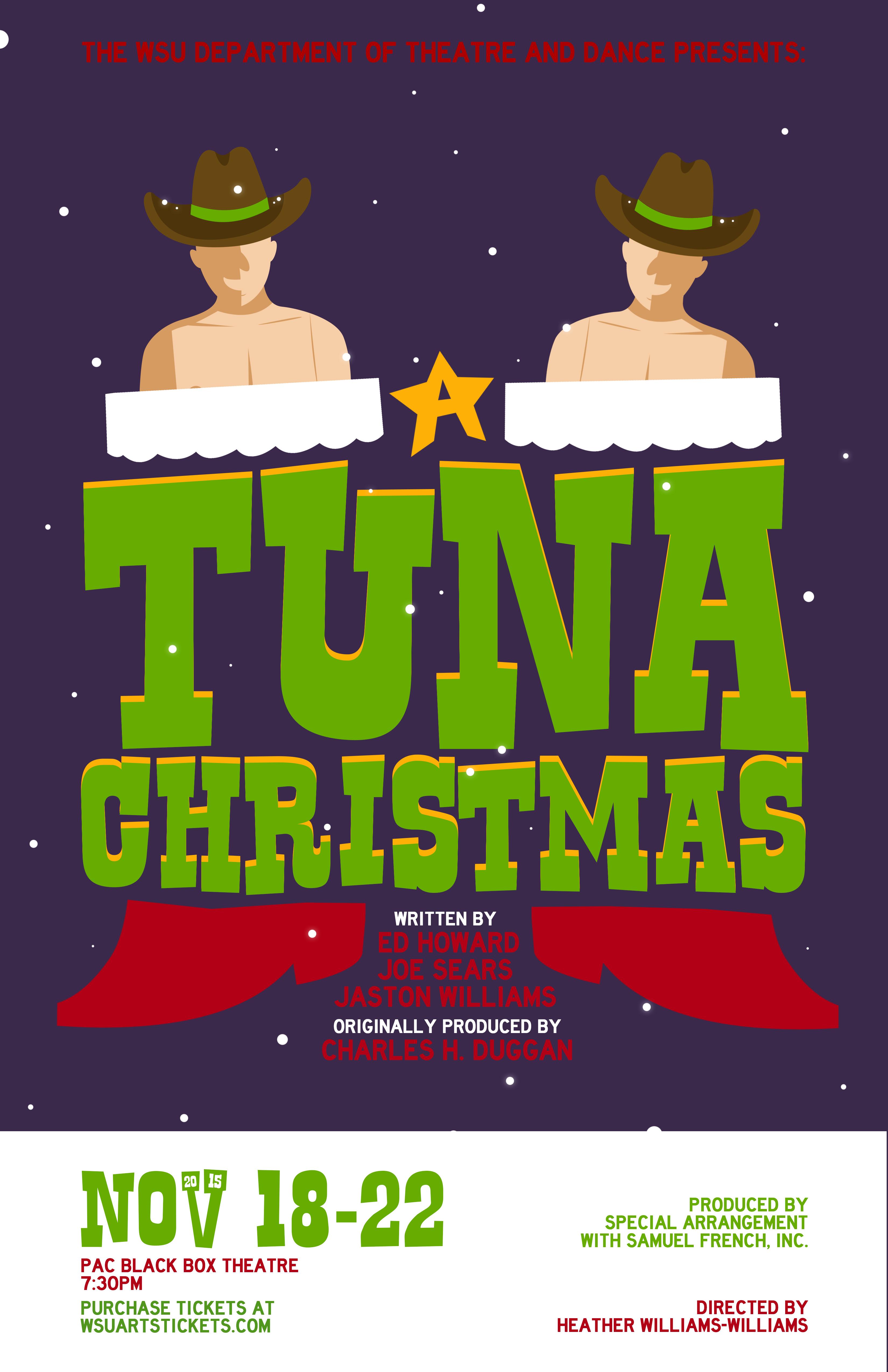 "WSU's Performance of ""Tuna Christmas"""