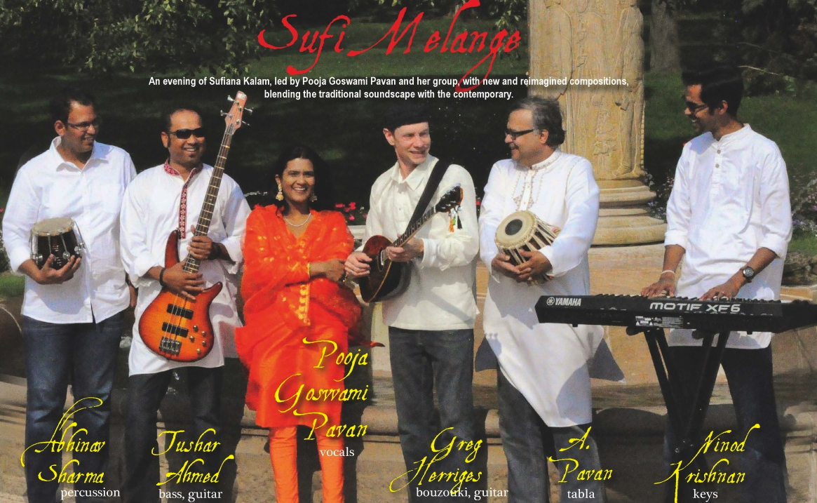Live from Minnesota: Sufi Melange